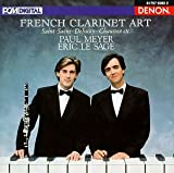 French Clarinet Art - aul Meyer