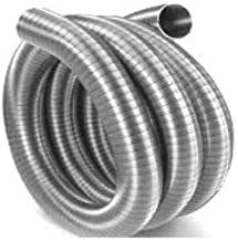 Flex-All Single Ply Stainless Steel Chimney Liner - 3