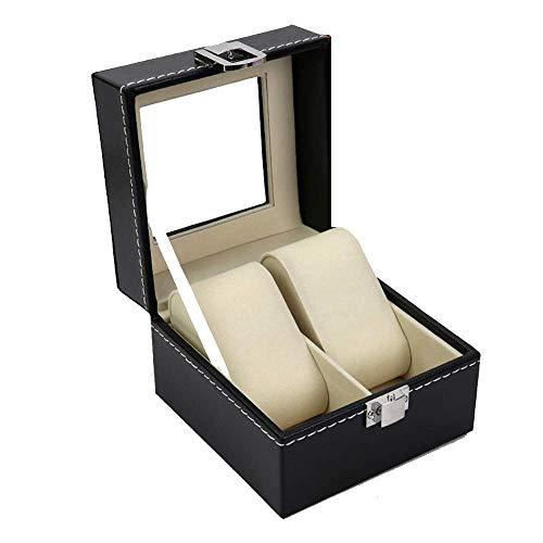 IVQAPP Exquisite Watch Storage Case Pu...