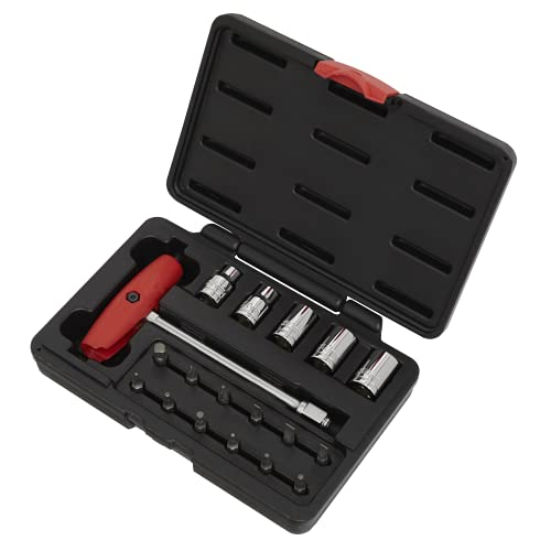 Sealey SMC31 18pc Socket & JIS Bit Set