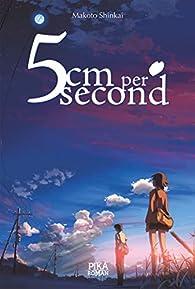 5cm per second (roman) par Makoto Shinkai