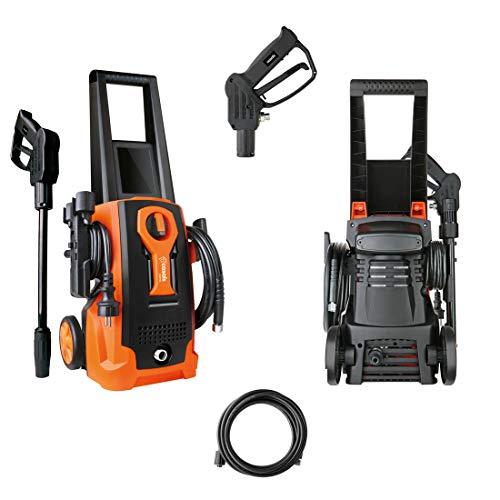 Casals C63011000 Hidrolimpiadora A Presión, Naranja/Negro
