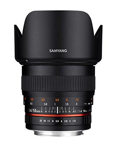 Samyang SY50M-C EF Cameras Standard-Prime Lens Fixed Prime for Canon EOS EF Digital SLR