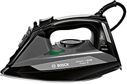 3AntiCalc: triple cleaning function with self-clean, calc'n clean and integrated anti-calc system LED control light and steam shot volume: 170 g. Multi-directional CeraniumGlissee soleplate for fast and crease-free ironing in all directions. Ergonomi...