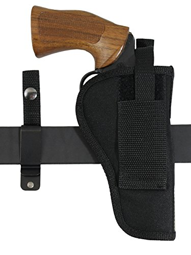 Barsony New Ambidextrous 360Carry 12 Option Holster for Taurus 608