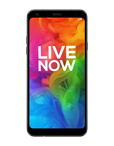 LG Q7 (Aurora Black, 3GB RAM, 32GB Storage)