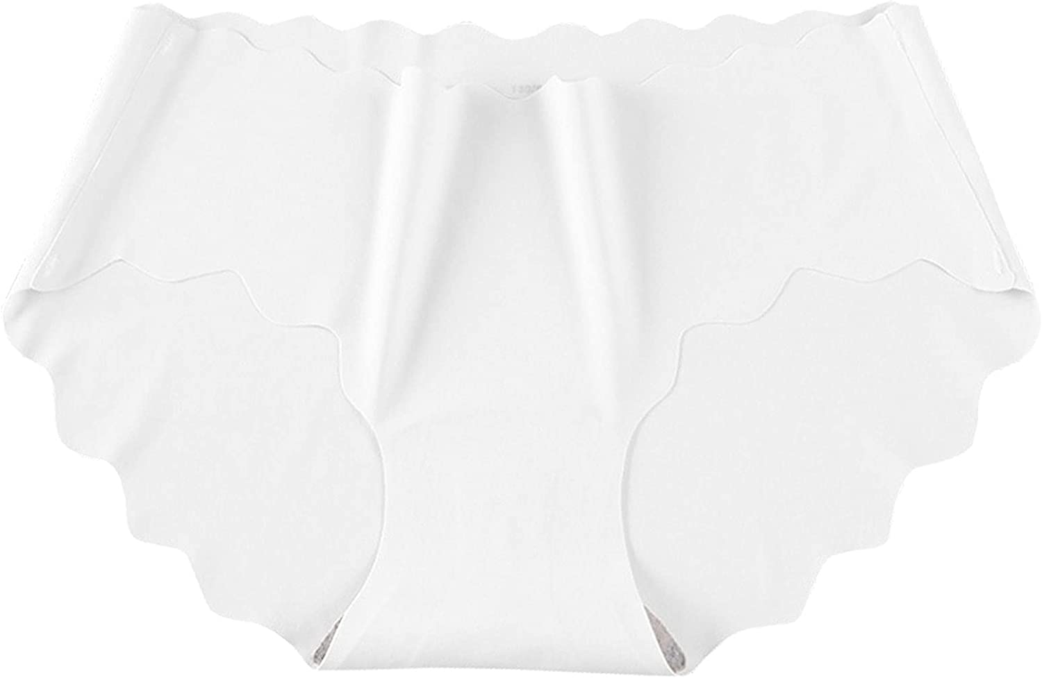 wodceeke Cotton Seamless Thongs for Women Pack, Women's Sexy V Waist Panties Lingerie Solid Thong G-String Comfy Underpants