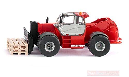 Siku SK3507 ELEVATORE Manitou MHT 1:50 MODELLINO DIE CAST Model kompatibel mit