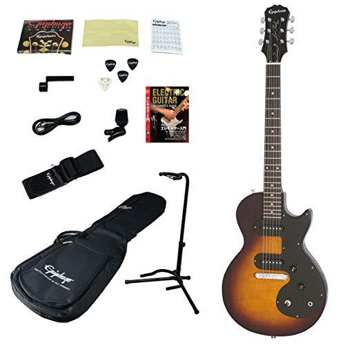 Epiphone/Les Paul SL Vintage Sunburst (VS) 【エレキギター入門14点セット】 エピフォン エレキギター レスポール 入門 初心者