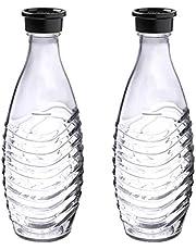 SodaStream DuoPack glazen karaf (2 x 0,6 l glazen karaf)