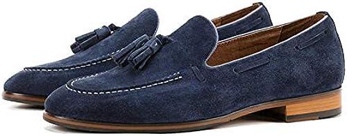 JCZR Lederschuhe Für Herren Bequeme Atmungsaktive Peeling-Schuhe