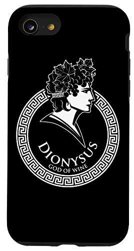 iPhone SE (2020) / 7 / 8 Dionysus Phone Case Gift Greek Mythology Gods Dionysus Case Case