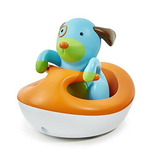 Hora do Banho Jet Sky Coleção Cachorro, Skip Hop, Laranja
