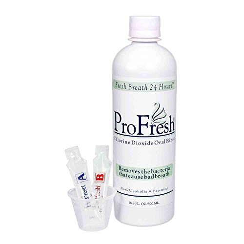 ProFresh Mouthwash 500ml for Bad Breath and Gum Disease