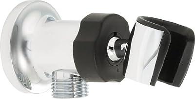 Delta Faucet U4985-PK Wall Supply Elbow/Mount, Chrome