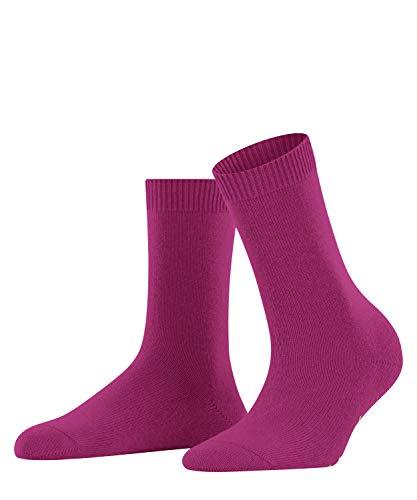 FALKE Damen Cosy Wool W SO Socken, Rot (Berry 8390), 39-42 (UK 5.5-8 Ι US 8-10.5)