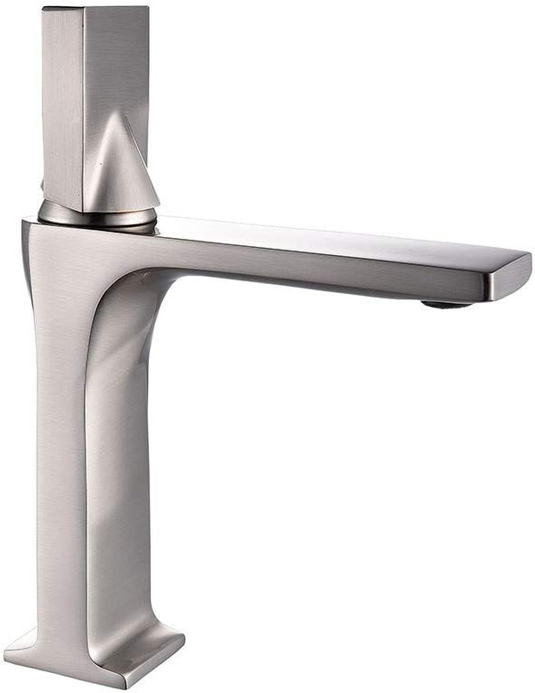 JONTON Beckenhahn massivem Messing l reiben Bronze Wasserfall Bad Waschbecken Wasserhahn Chrom Waschbecken Waschbecken Wasserhahn modernes Badezimmer