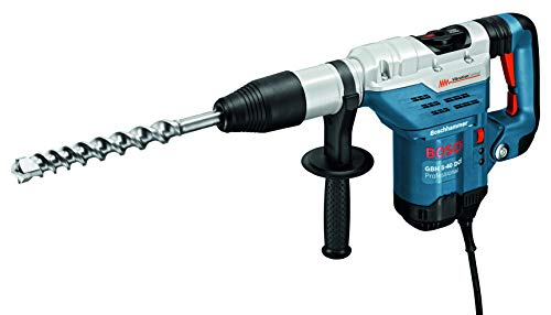 Bosch Professional GBH 5-40 DCE Drehhammer mit SDS-Maximalem 110V (UK Plug), 1 Stück, GBH5-40DCE/1
