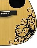 Adhesivo para guitarra acústica