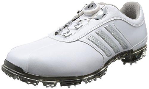 adidas ゴルフシューズ pure metal Boa PLUS B07G9TDWW1 1枚目