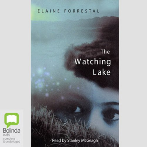 The Watching Lake audiobook cover art