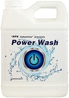 NPK Industries Power Plant Wash, 1-Quart