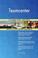 Teamcenter A Complete Guide - 2019 Edition
