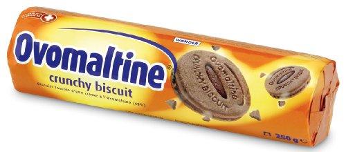 Ovomaltine crunchy biscuit