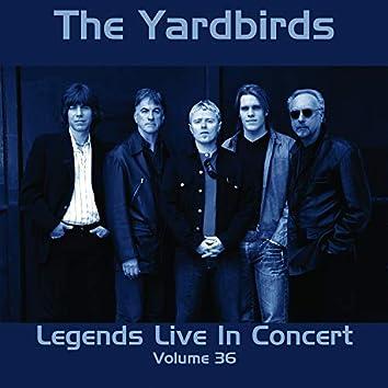 Legends Live in Concert (Live in London, England, 1992)