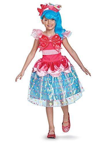 Disfraz de Jessicake de Shoppies, Rosado/Azul, S