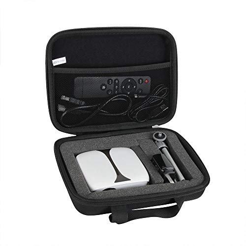 Hermitshell Hard Travel Case for VANKYO Burger 101 Pico Projector Rechargeable DLP Wireless Mini Projector