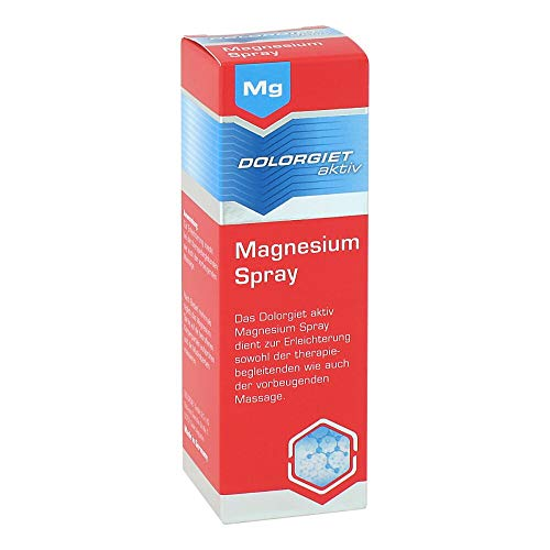 DOLORGIET aktiv Magnesium Spray 30 ml