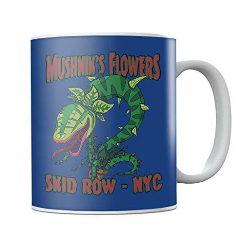 Cloud City 7 Mushniks Flowers Skid Row NYC Little Shop of Horrors Mug