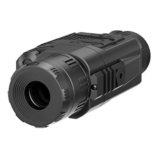 JDUEFD Wärmebildkamera Monokular 50Hz Handheld Thermisches Auffinden Nacht Vision-Kamera Reichweite 900m für heiß Jagd 7 Videoausgangsfunktion