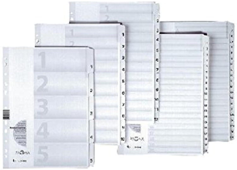 Ordnerregister 1-12 weiß PAGNA 31005-08 12 tlg VE=15 B00CQP3RXY B00CQP3RXY B00CQP3RXY | Neuartiges Design  b7db4f