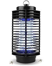 Atheta Lámpara Antimosquitos Interior,Eléctrico UV,LED Mosquito Lámpara Trampa,Repelente de Mosquitos Trampa de Insectos Mosquito Killer Trampa de Mosquitos,Matar Mosquitos, Polillas, para hogar