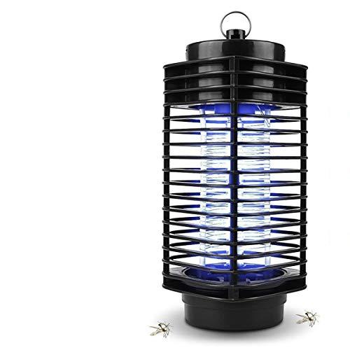 Atheta Lámpara Antimosquitos Eléctrico UV LED Lámpara de Mosquito Exterior y Interior Mata Mosquitos Moscas Trampas para Insectos Polillas Destructora de Insectos