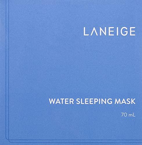 LANEIGE(ラネージュ)ウォータースリーピングマスクフェイスマスクウォータースリーピングマスク70ミリリットル(x1)