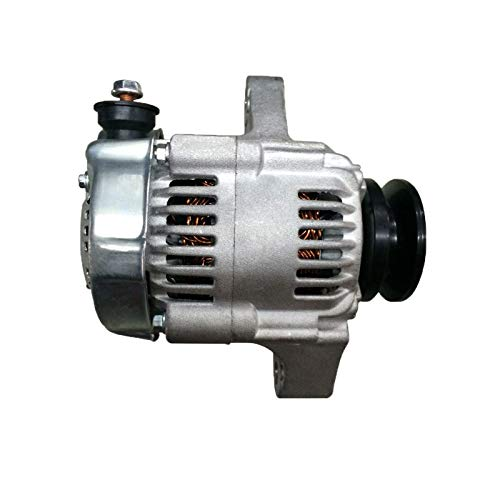 New Mini Alternator Fit For 87-92 Chevy Denso Street Rod Race 1-Wire SBC 8162 12180SE