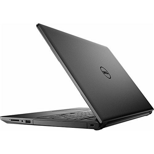 "2017 Dell Premium Business Flagship Laptop PC 15.6"" HD LED-backlit Display Intel i3-7100U Processor 8GB DDR4 RAM 128GB SSD HDMI DVD-RW Bluetooth Webcam MaxxAudio Windows 10-Black"