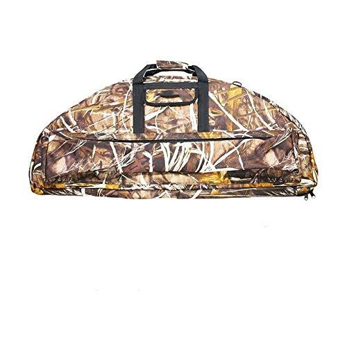 FJSC Compound Bow Case Archery Durable Canvas Bag Normal-