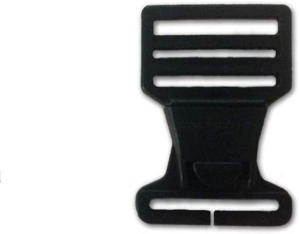 Grundens Plastic Hook for Suspender, Black, ONE SIZE