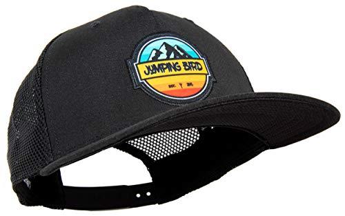 Jumping Bird Cappello Trucker Rete Unisex • Cappello con Visiera a Rete in Stile retrò USA • Individualmente Regolabile e Facilmente Lavabile