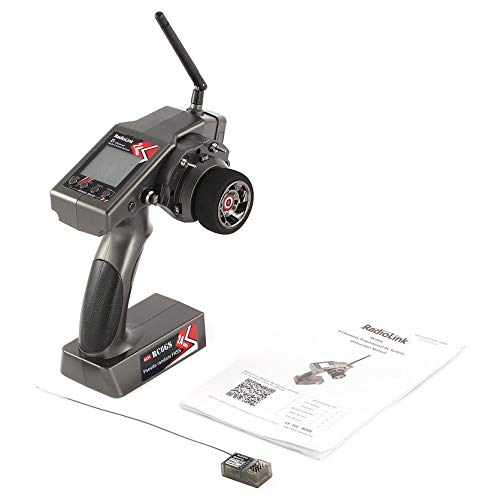 RadioLink RC6GS 2.4G 6CH Controller zender R6FG ontvanger Gyro voor RC Car