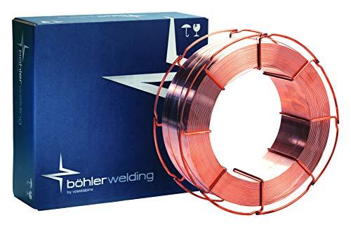 Schweißdraht 0,8mm 15 kg SG 3 G4Si1 Rolle Fülldraht Schutzgas MIG MAG