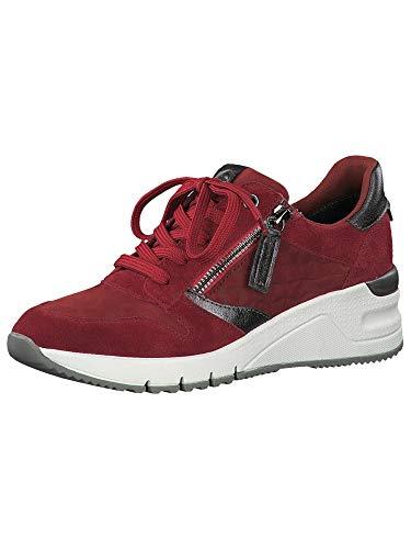 Tamaris Damen Sneaker 1-1-23702-25 543 normal Größe: 42 EU