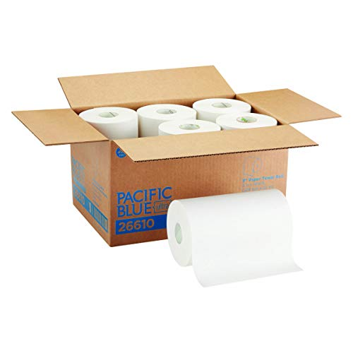 """Pacific Blue Ultra 9"""" Paper Towel Roll (Previously Branded SofPull) by GP PRO (Georgia-Pacific),..."""