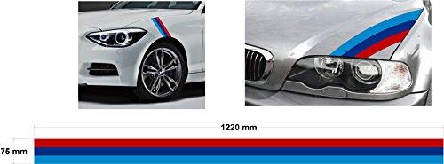 BMW mehrfarbiger, grafischer Aufkleber für BMW M3 / Sport / E30 /E36/E46/E60/330 /325 (SS20014)