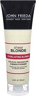 John Frieda Sheer Blonde Everlasting Blonde Conditioner, 8.45 Ounces (Pack of 6)