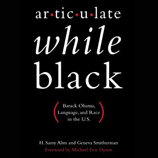 Articulate While Black cover art